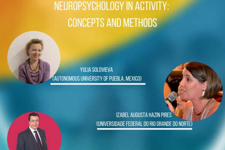 Neuropsychology in Activity: concepts and methods