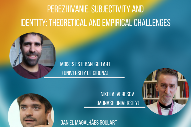Perezhivanie, subjectivity and identity: theoretical and empirical challenges