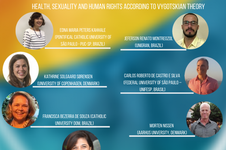 The theoretical and methodological challenges of working in the area of health, sexuality and human rights according to Vygotskian theory