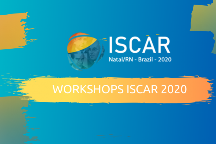 ISCAR 2020's workshops are Pre-Conference activities that will take on August 25 2020.